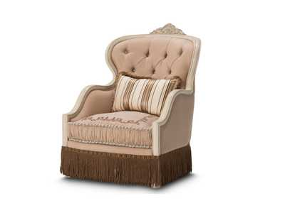 Image for Villa Di Como Cream Accent Chair