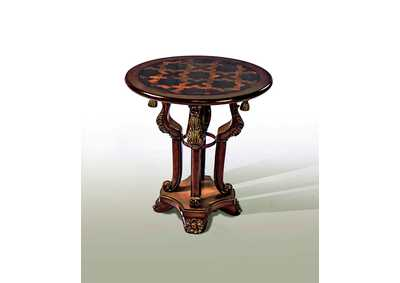 Discoveries Three Tier Accent Table