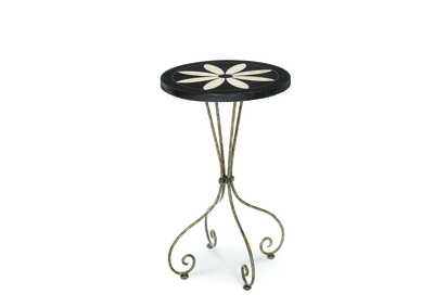 Image for Discoveries Flower Accent Table