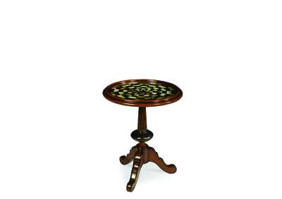 Image for Discoveries Round Geometric Accent Table