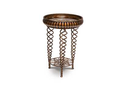 Image for Discoveries Round Accent Table