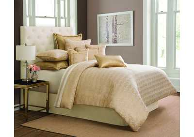 Image for Aurora Gold 10 pc. King Comforter Set