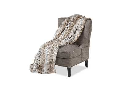 Bedrock Beige Throw