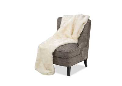 Brighton Creme Throw