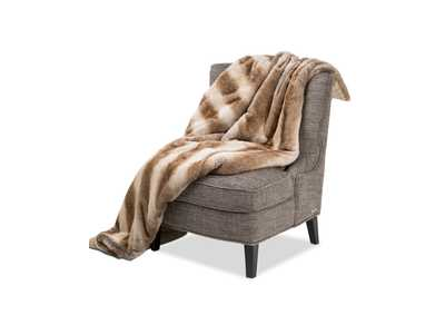 Image for Napoli Sand Fur Throw