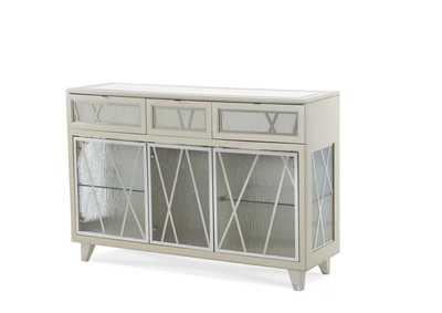 Beverly Blvd Pearl Caviar Sideboard