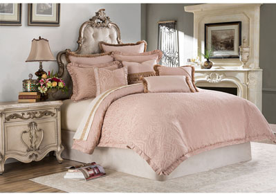 Fontaine Quartz 10 Piece King Comforter Set