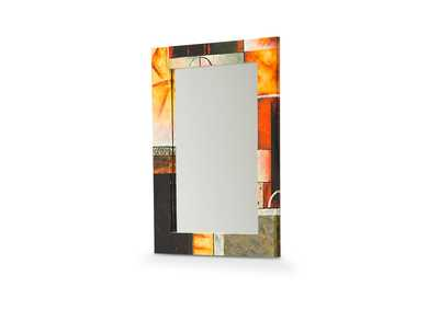 Image for Illusions Rectangular Wall Mirror