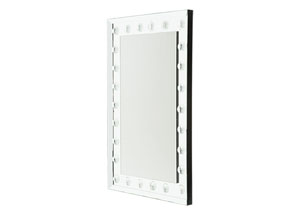 Image for Montreal Silver Rectangular Wall Mirror