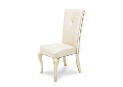 Image for Hollywood Loft Pearl Side Dining Chair [2/ctn]