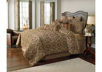 Image for Hanover Lichen 12 pc. Queen Comforter Set