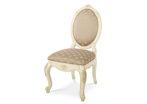 Image for Lavelle White Side Dining Chair