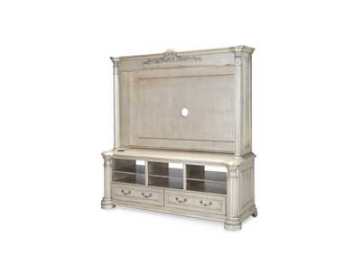 Monte Carlo II Silver Pearl Entertainment Center