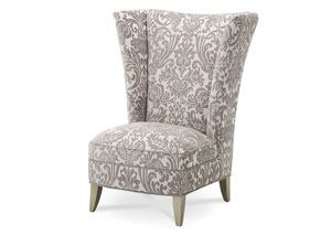 Image for Overture Grey High Back Armchair