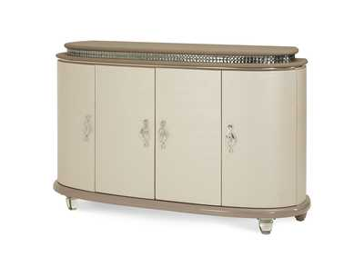Image for Overture Taupe Sideboard