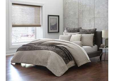 Image for Paragon Taupe 10 pc. King Comforter Set