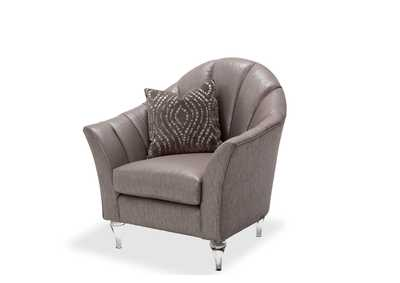 Image for Maritza Opal Channel Back Armchair