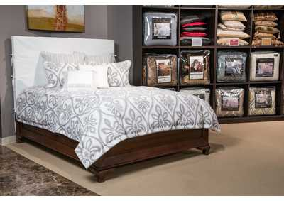 Melrose Park Grey 10 pc. King Comforter Set