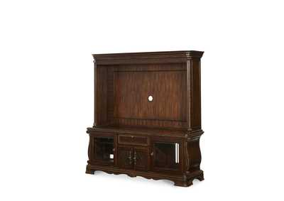 The Sovereign Soft Mink Entertainment Base w/Hutch