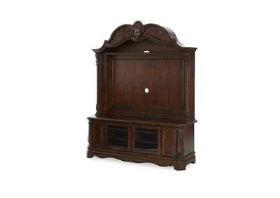 Image for Windsor Court Vintage Fruitwood Entertainment Unit
