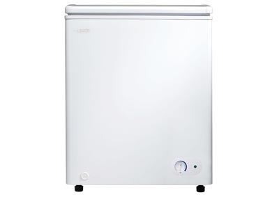3.8 Cu. Ft. Chest Freezer - White
