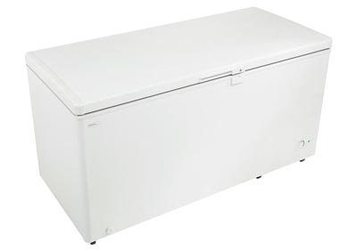 Designer 14.5 Cu. Ft. Chest Freezer - White