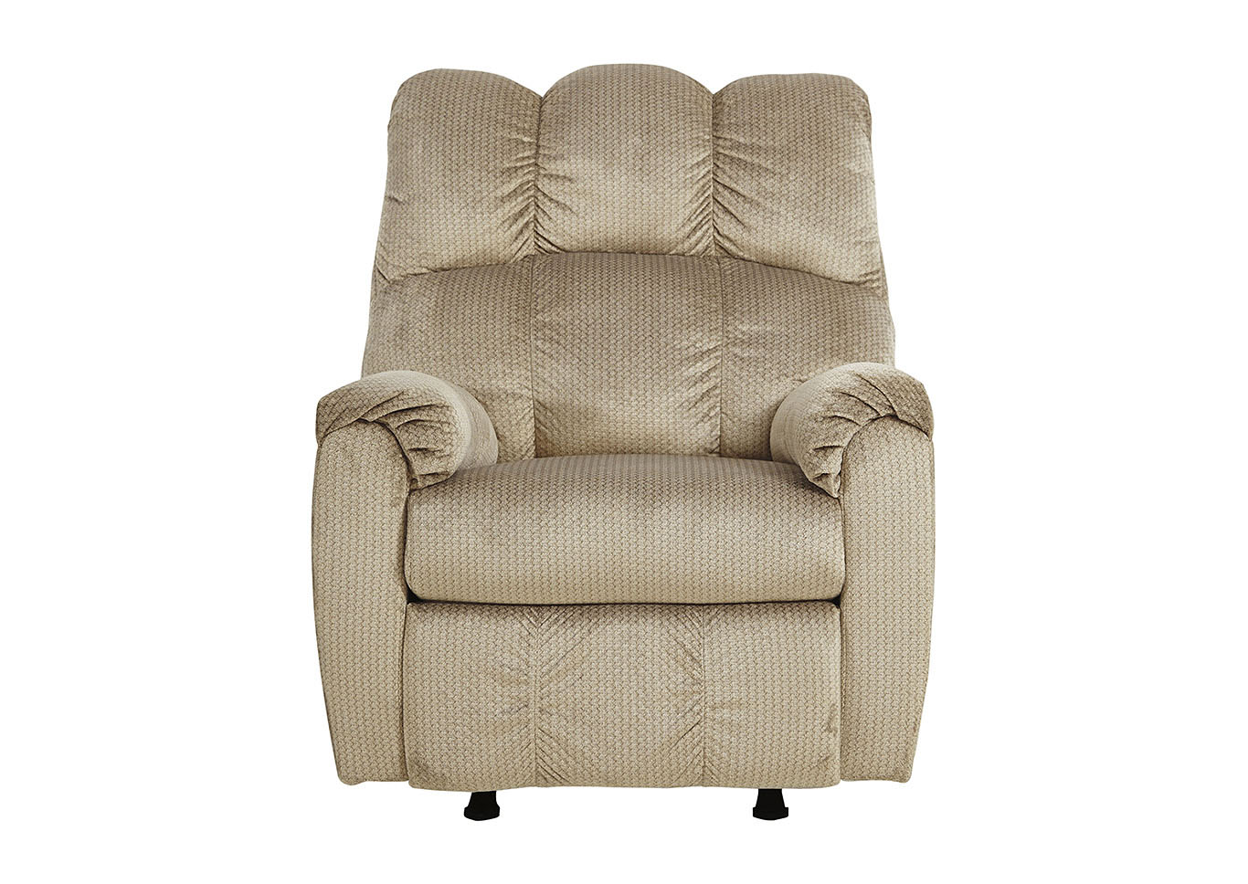 Foxfield Stone Rocker Recliner,Signature Design By Ashley