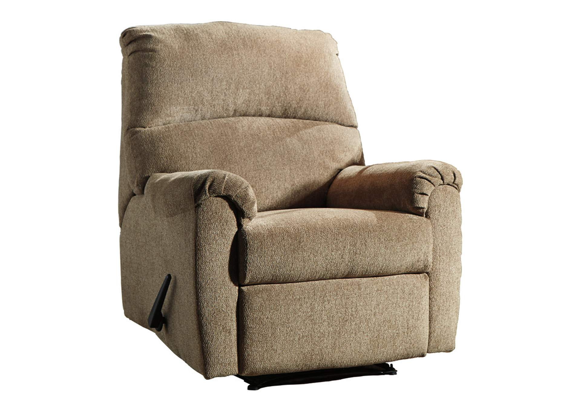 Nerviano Mocha Recliner,Signature Design By Ashley