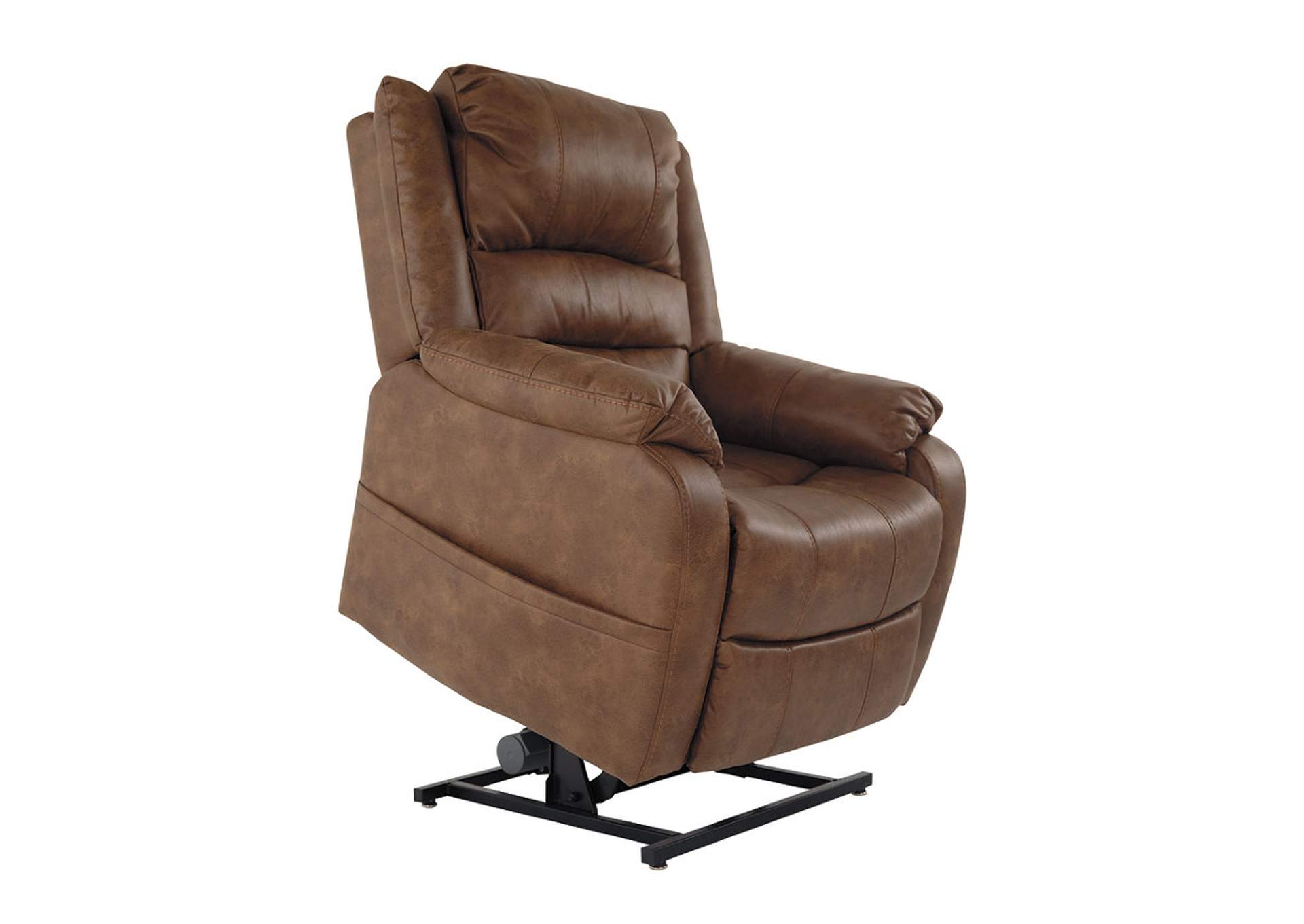 Yandel Saddle Power Lift Recliner,Signature Design By Ashley