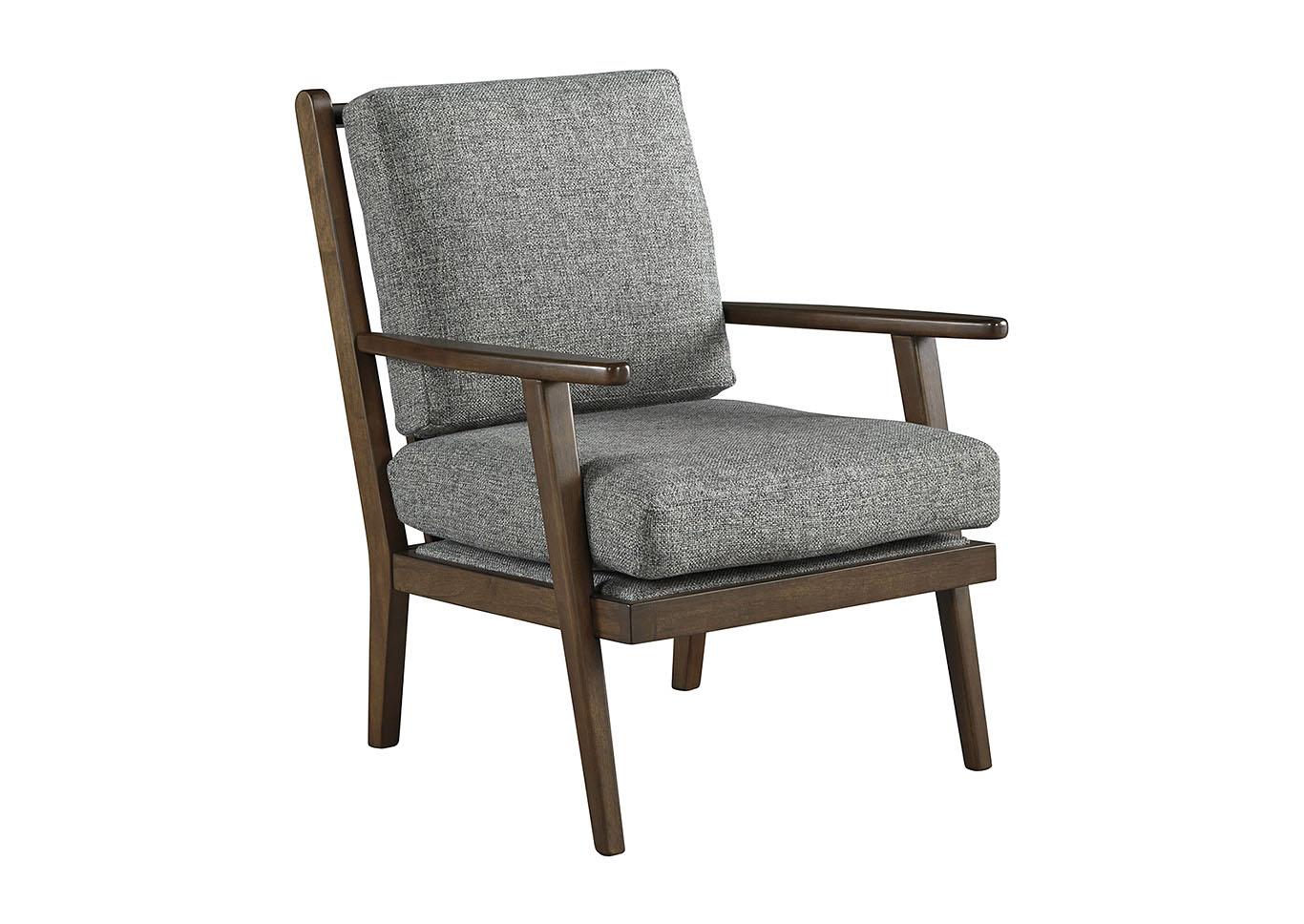 Phenomenal Premier Furniture Gallery Zardoni Charcoal Accent Chair Creativecarmelina Interior Chair Design Creativecarmelinacom