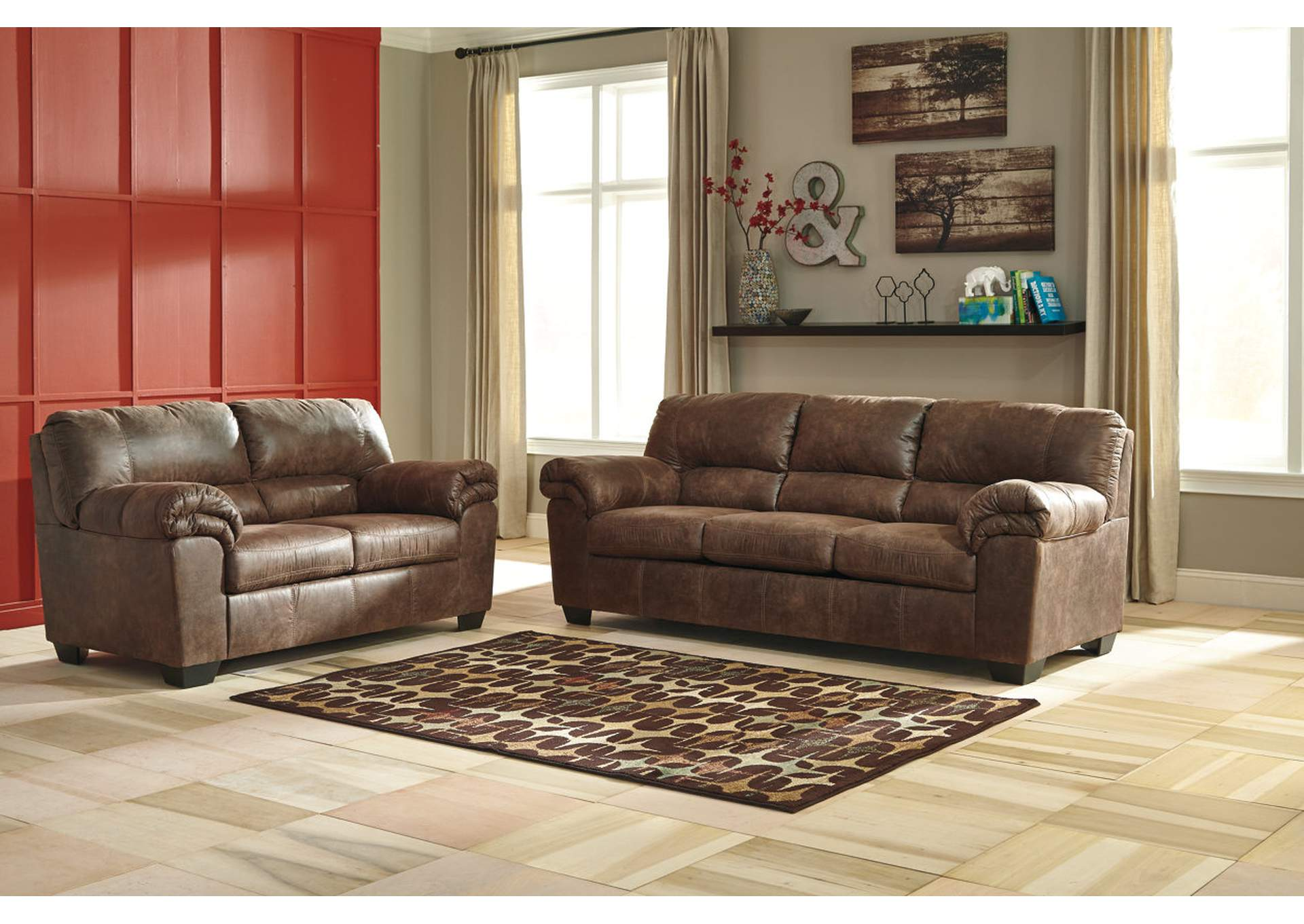 Mattress World Furniture   Philadelphia, PA Bladen Coffee Sofa And Loveseat