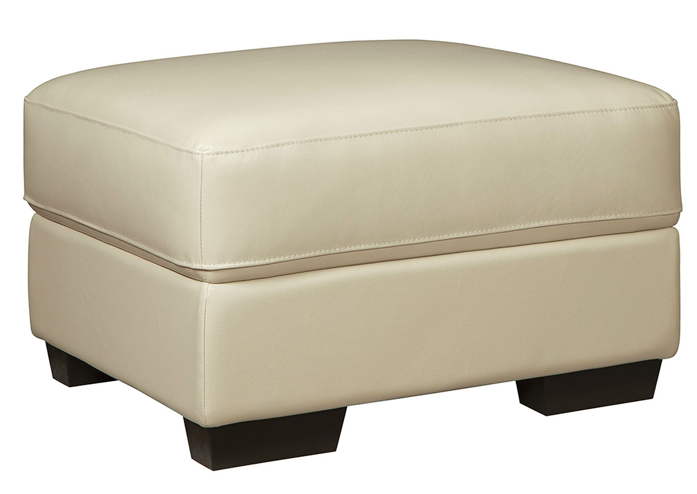 Fontenot Cream Ottoman,Signature Design By Ashley