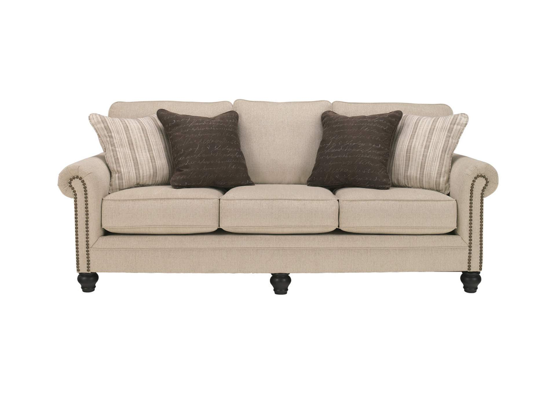Milari Linen Queen Sofa Sleeper,Signature Design By Ashley