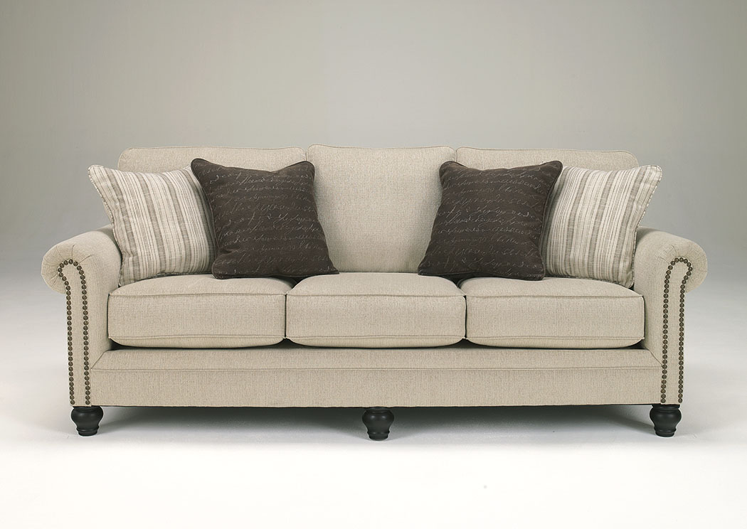 Furnish 123 Clarksville Tn Milari Linen Sofa