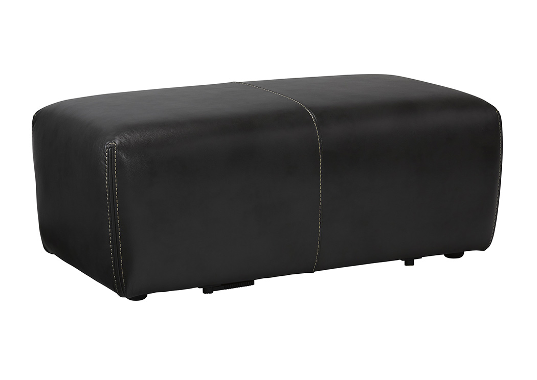 Cliffoney Gray Ottoman,Signature Design By Ashley