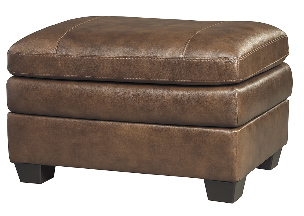 Gleason Canyon Oversized Accent Ottoman,Signature Design By Ashley