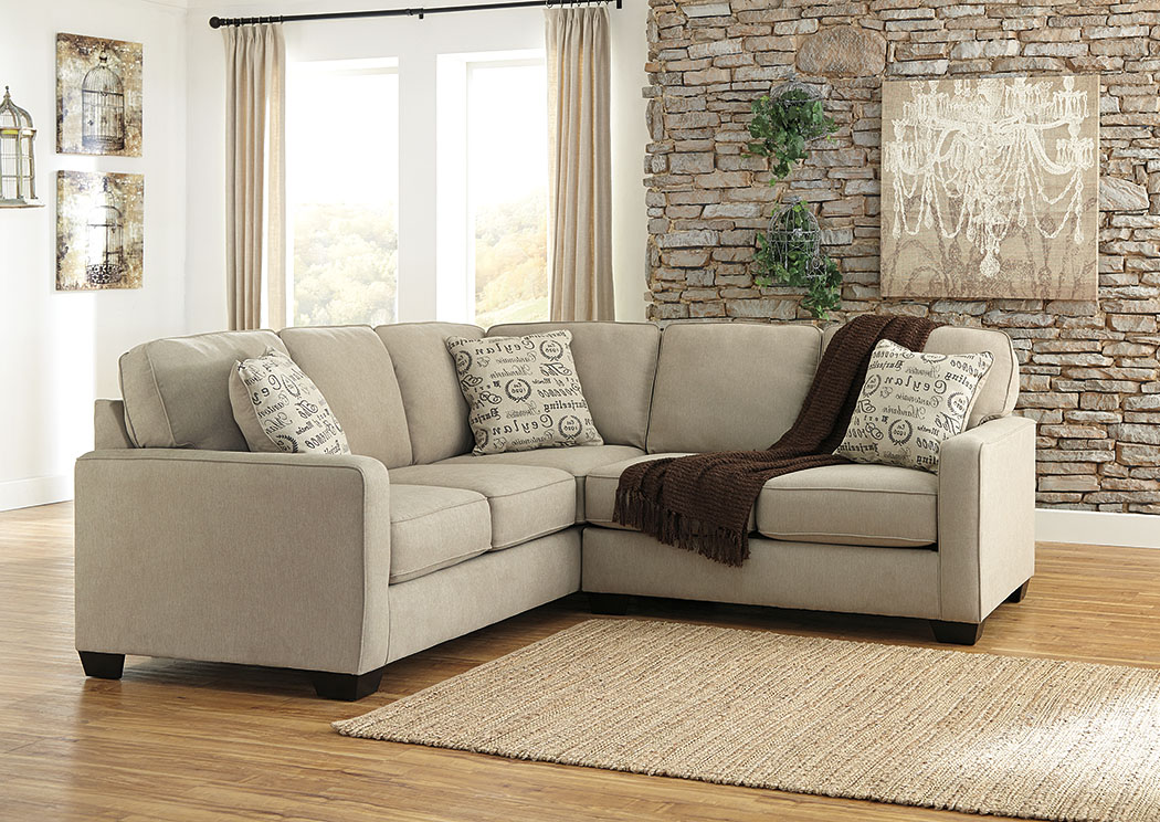 Alenya Quartz LAF Sectional,Signature Design By Ashley
