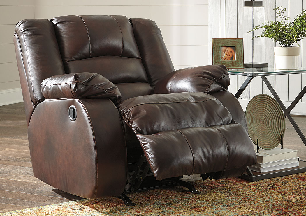 Levelland Cafe Rocker Recliner,Signature Design By Ashley