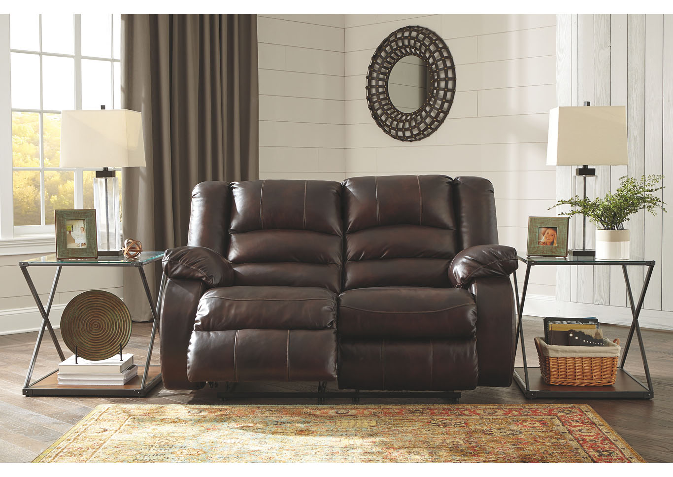 Levelland Cafe Power Reclining Loveseat,Signature Design By Ashley