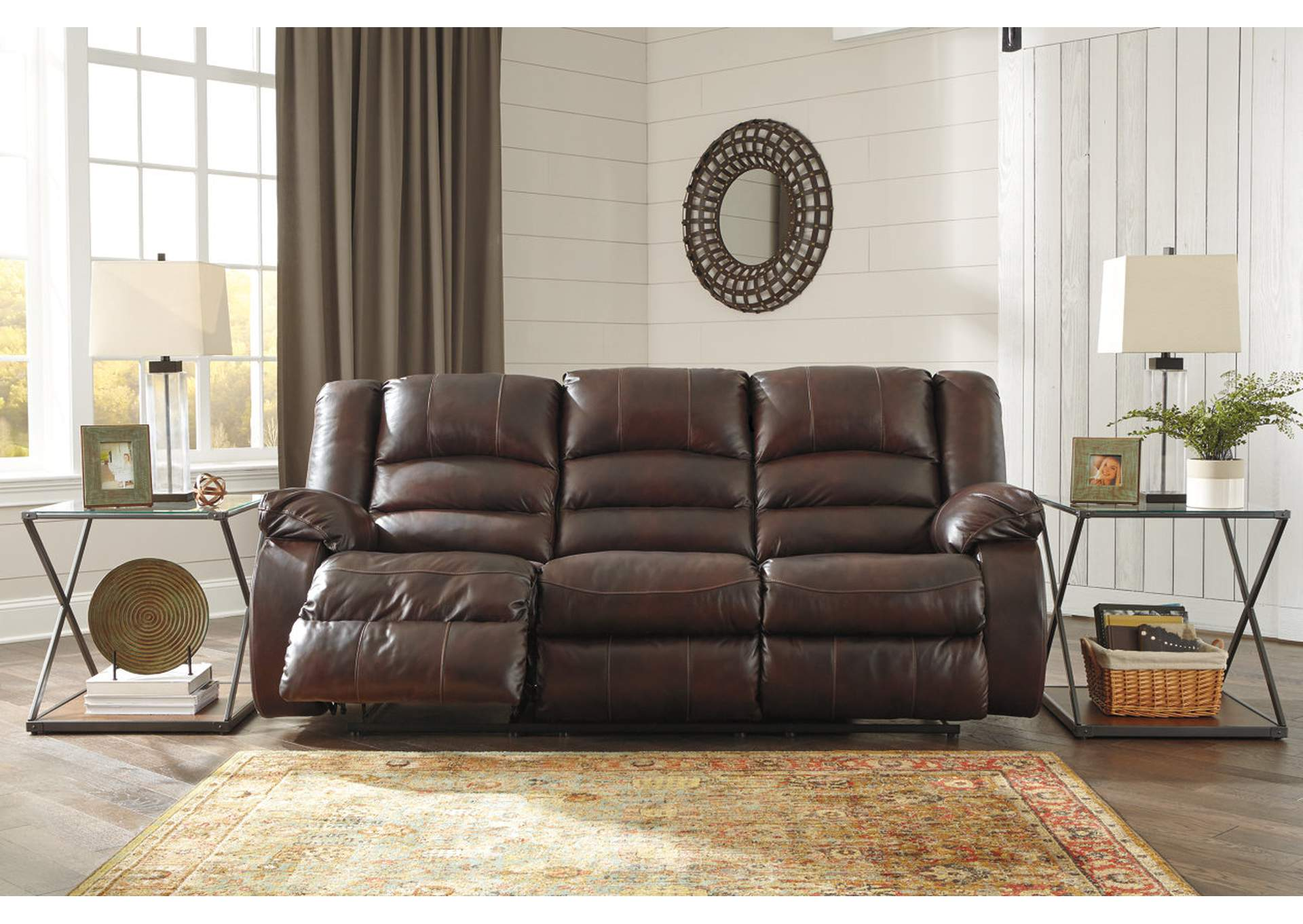Levelland Cafe Reclining Sofa,Signature Design By Ashley