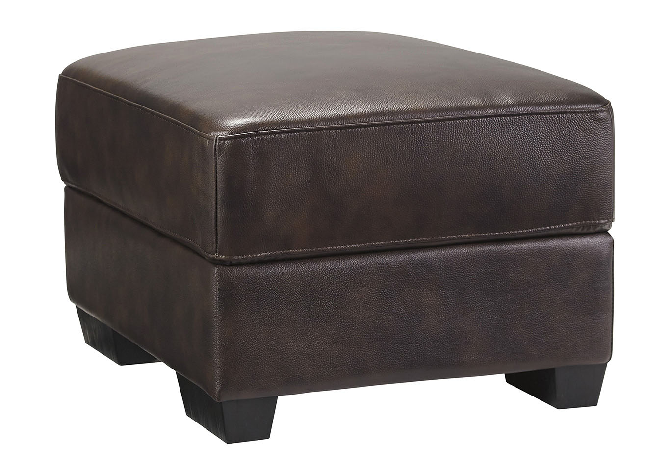 Mellen Walnut Ottoman,Signature Design By Ashley