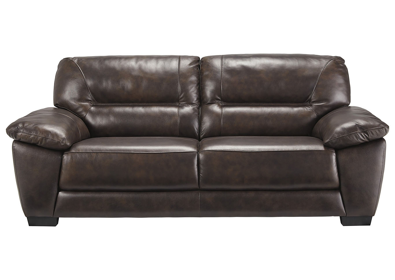 Mellen Walnut Sofa,Signature Design By Ashley