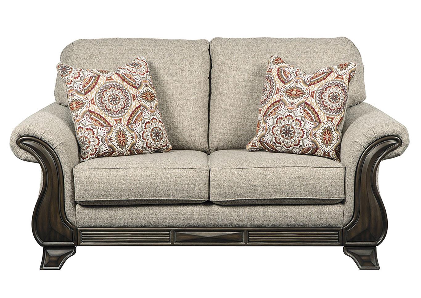 Incredible Furniture Moc Claremorris Fog Loveseat Cjindustries Chair Design For Home Cjindustriesco