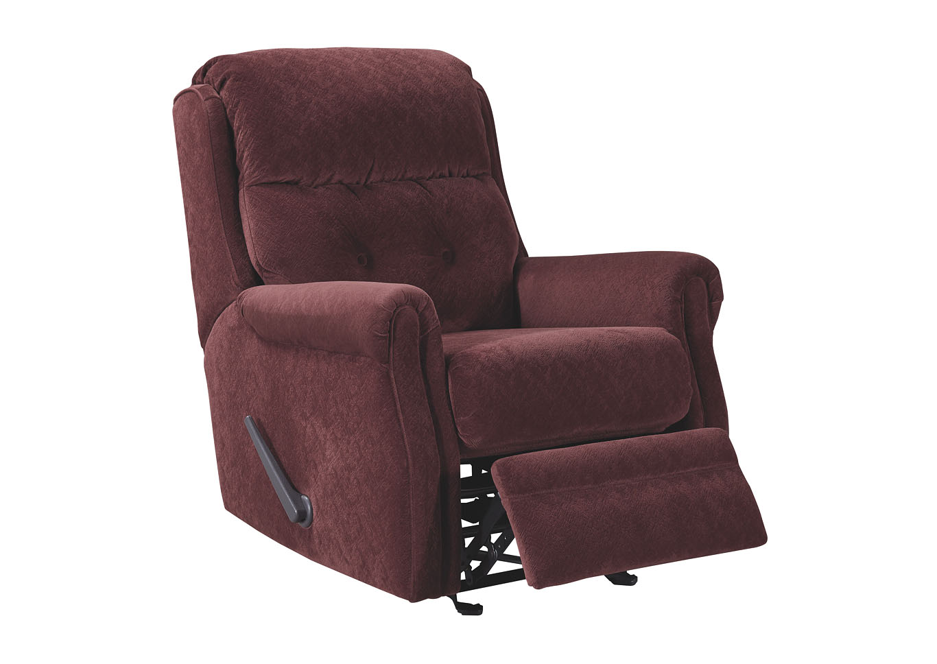 Gorham Mulberry Glider Recliner,Signature Design By Ashley