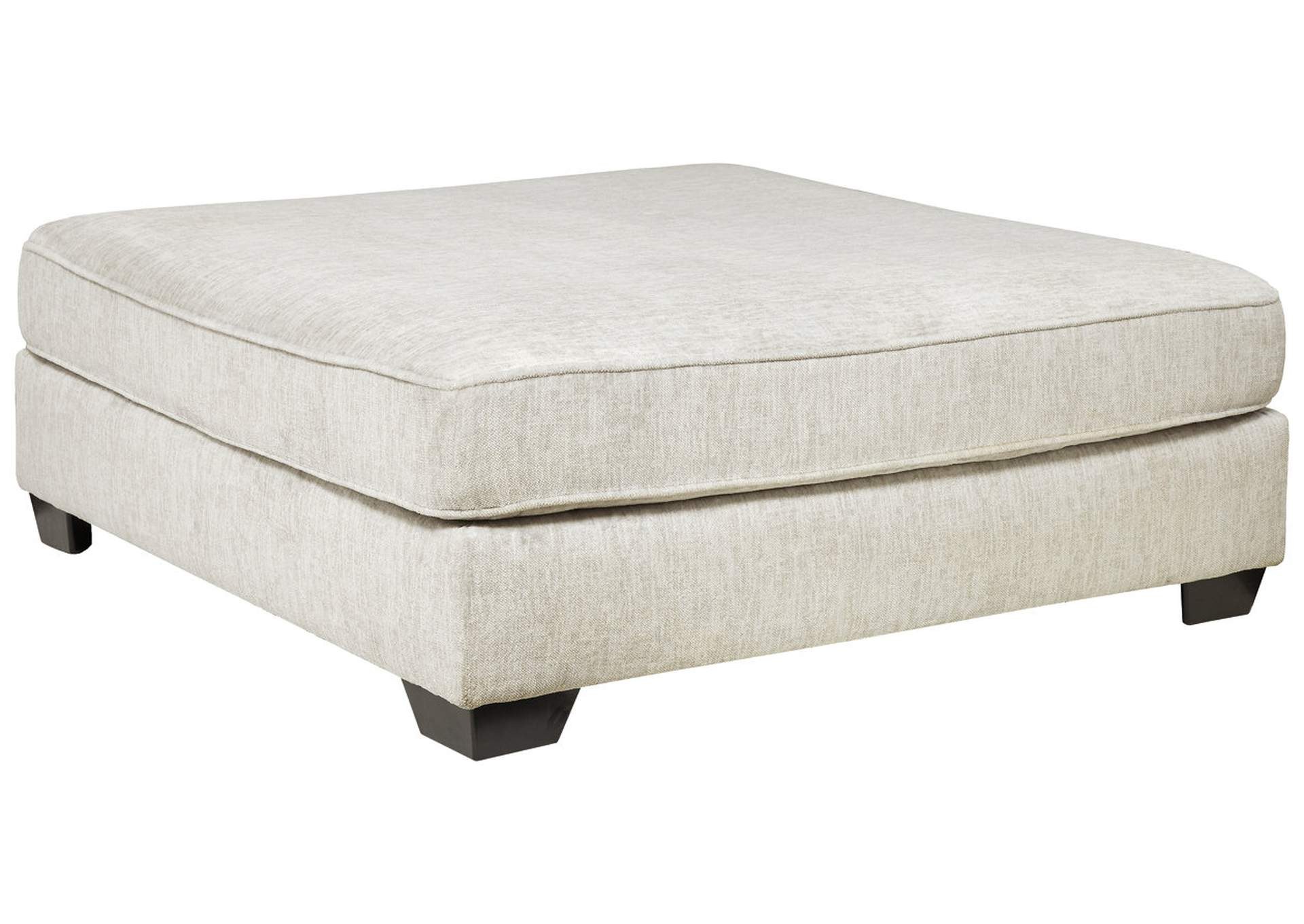 Rawcliffe Oversized Accent Ottoman,Signature Design By Ashley