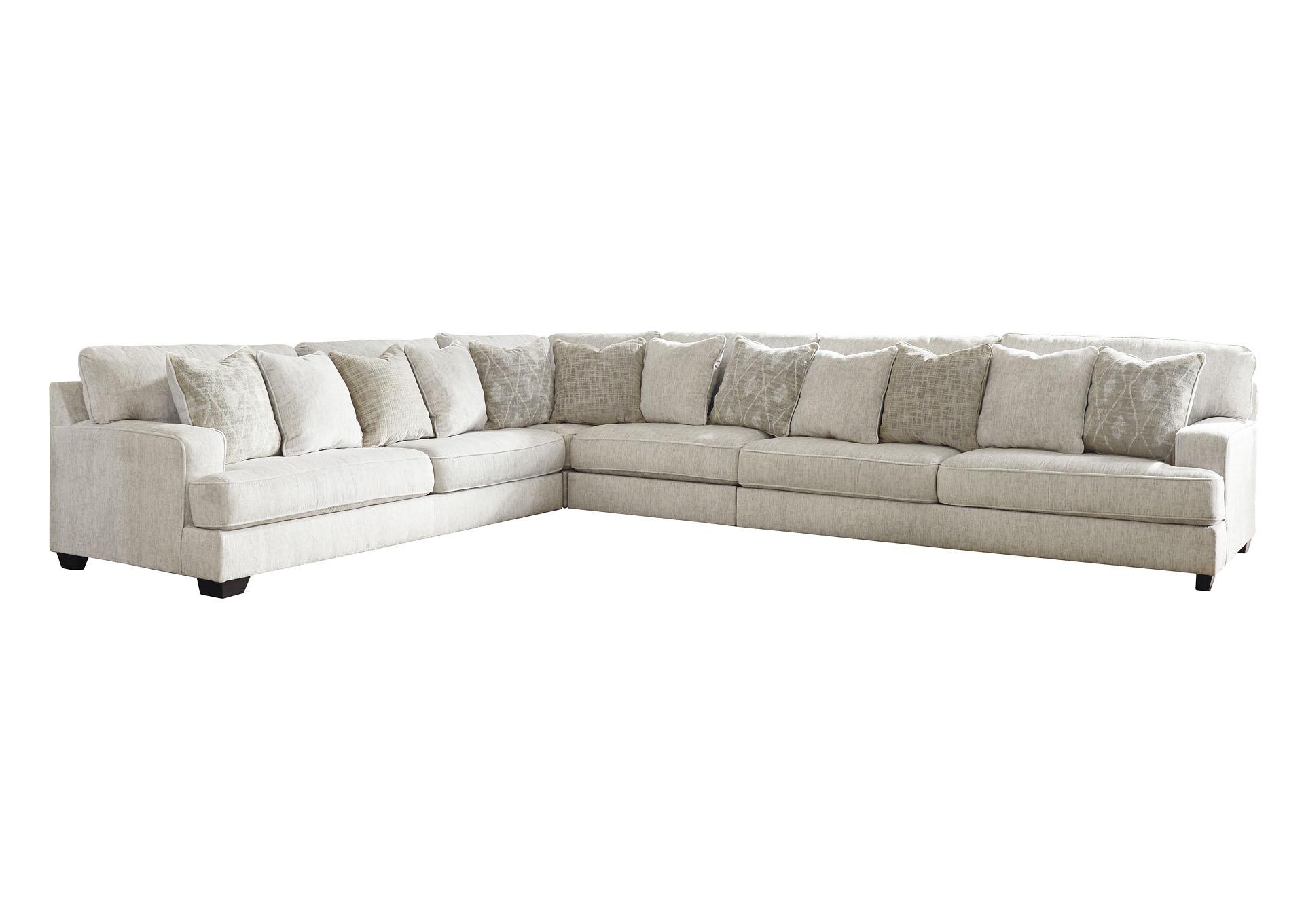 Rawcliffe 4 Piece Sectional,Signature Design By Ashley