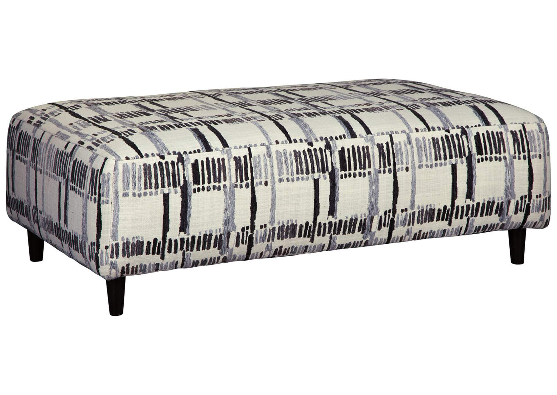 Kennewick Shadow Oversized Accent Ottoman,Signature Design By Ashley