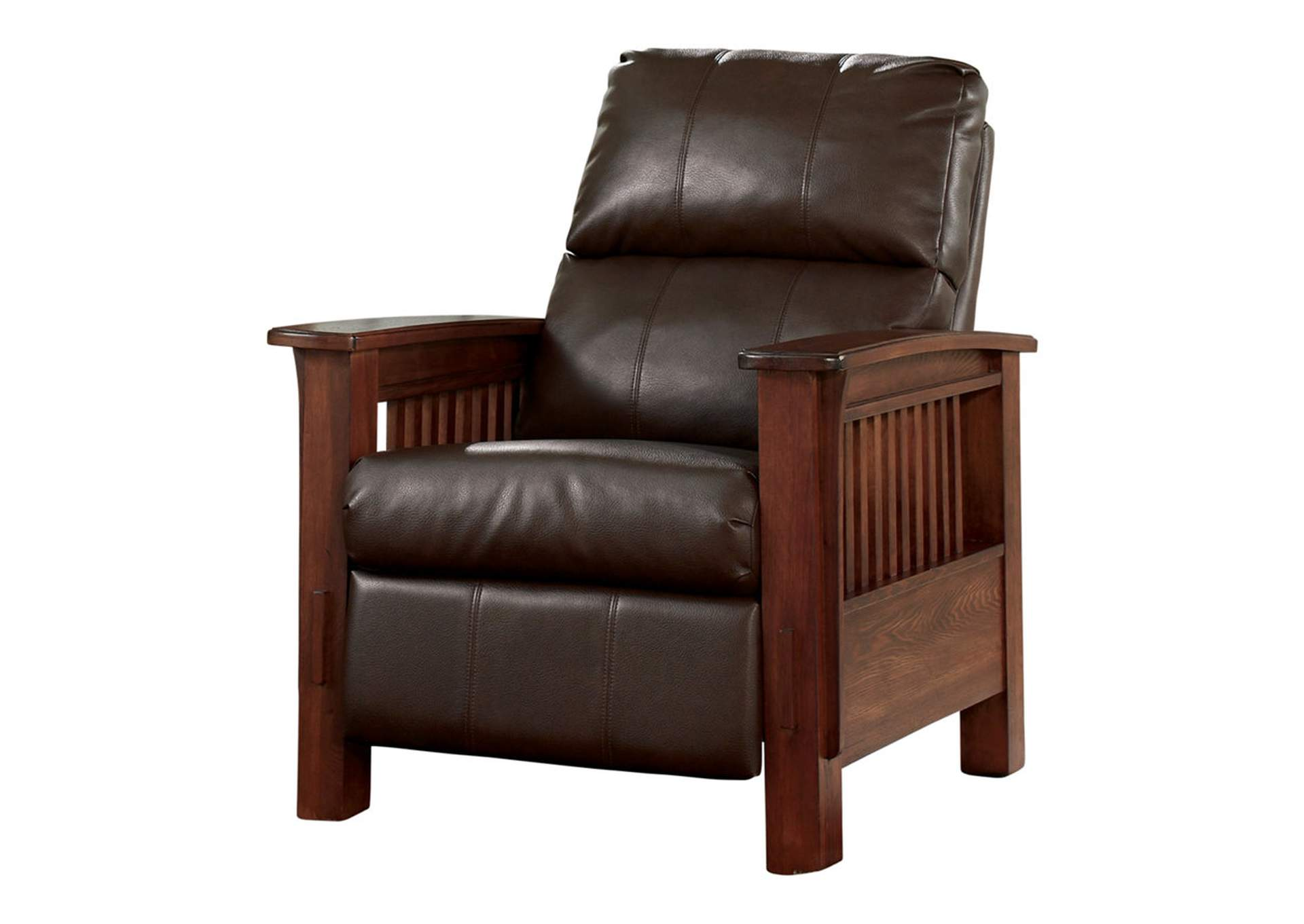 Santa Fe Bark High Leg Recliner,Signature Design By Ashley