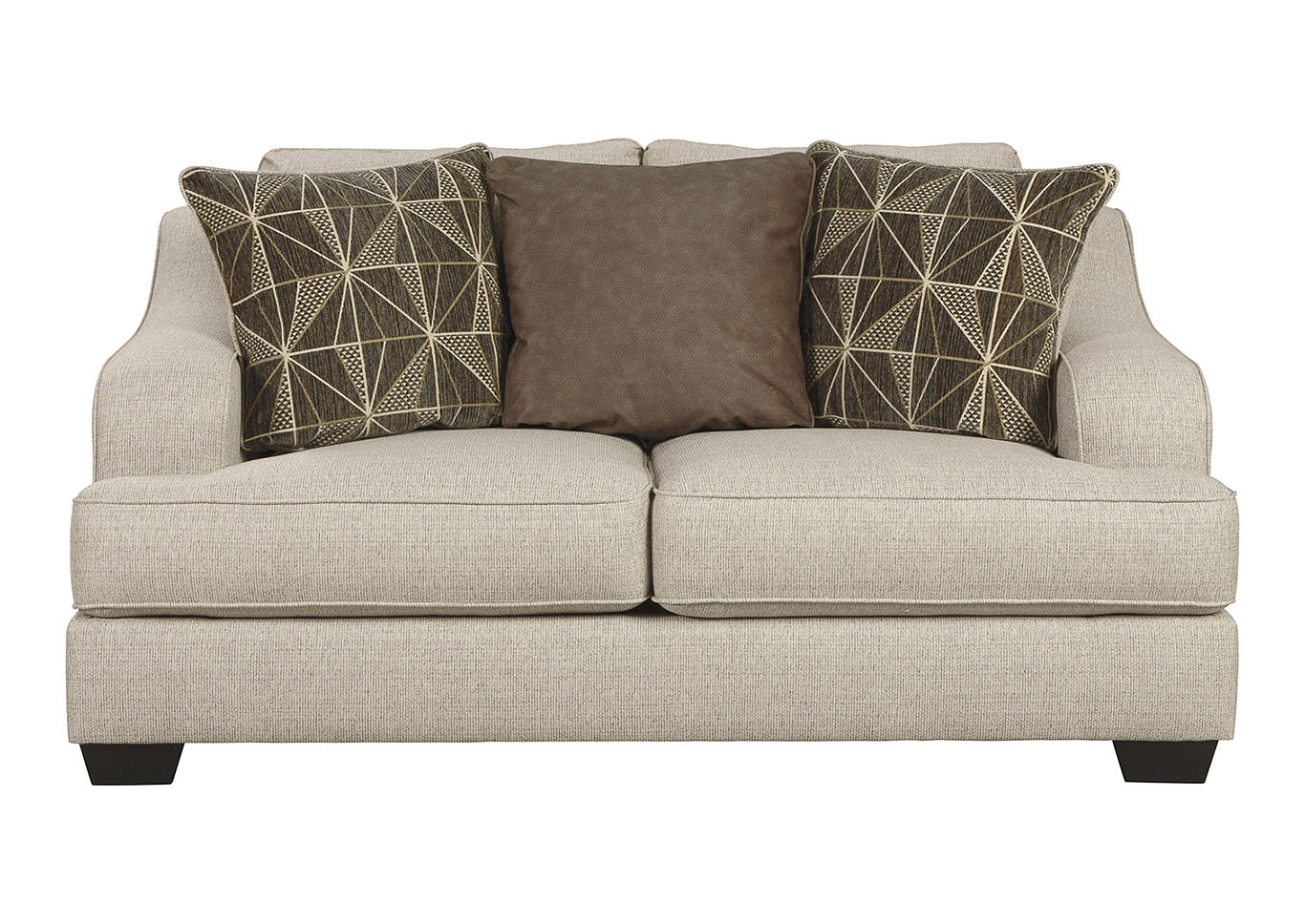Marciana Bisque Loveseat,Benchcraft