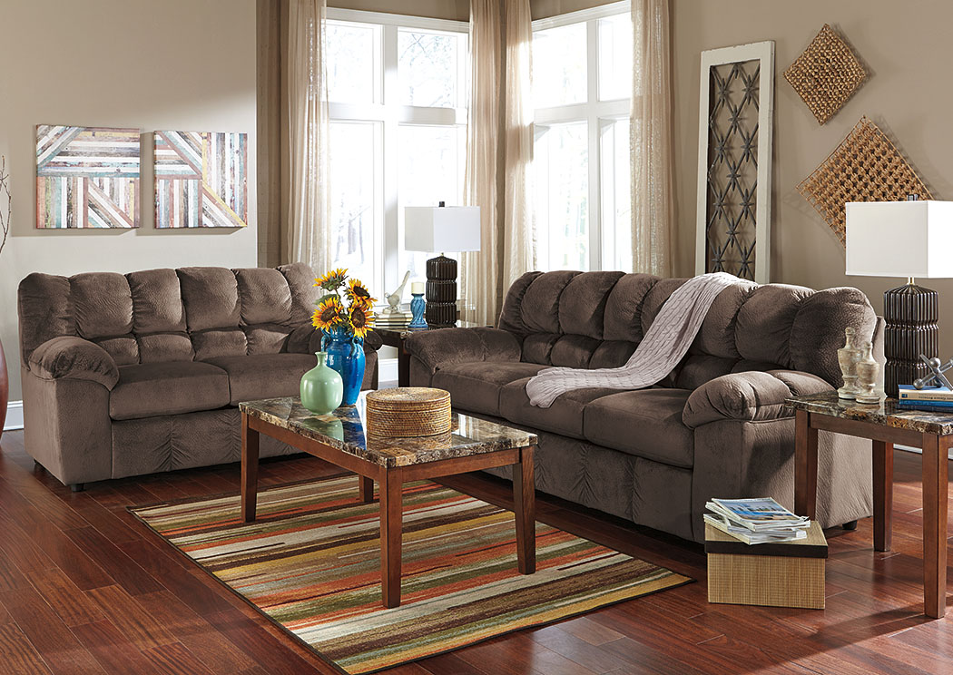 Julson Cafe Sofa & Loveseat,Signature Design By Ashley